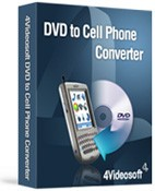 4Videosoft DVD to Cell Phone Converter