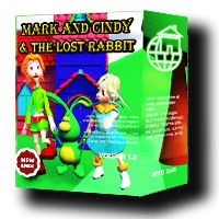 Mark and Cindy & the lost rabbit