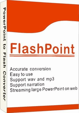FlashPoint PowerPoint to Flash Converter