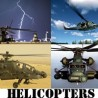 Helicopters Screen Saver