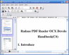 Radaee PDF Reader(OCX and Demo)