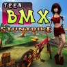 Teen BMX Stunt Bike