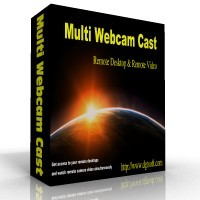 Multi-Webcam Cast