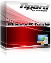 Tipard iPhone to PC Transfer