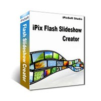 iPix Flash Slideshow Creator