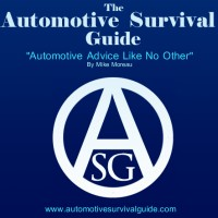 The Automotive Survival Guide NMA