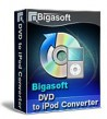 Bigasoft DVD to iPod Converter