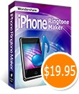 Wondershare iPhone Ringtone Maker for Windows