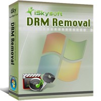 iSkysoft DRM Removal for Windows