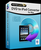 Aimersoft DVD to iPad Converter for Mac