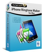 Aimersoft iPhone Ringtone Maker for Mac