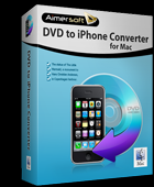 Aimersoft DVD to iPhone Converter for Mac