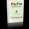 Xbox 360 full game list