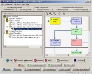 Together Workflow Server Professional V2