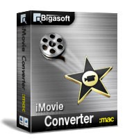 Discount Coupon for Bigasoft iMovie Converter for Mac 20% OFF !