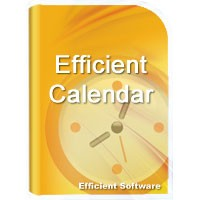 Discount Coupon for Efficient Calendar $10.00 OFF !