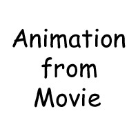 Animation from Movie