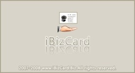 Discount Coupon for iBizCard $5.00 OFF !