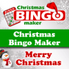 Christmas Bingo Maker