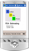 SOS - PDA Estimating