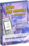 Oxygen Phone Manager for Symbian OS smartphones